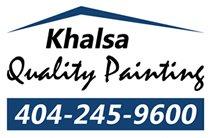 Khalsa Quality Painting, Green Painter, Eco-Friendly Paint, Child Safe Paints, Marietta Georgia GA